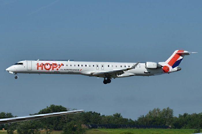 Hop! CRJ-1000