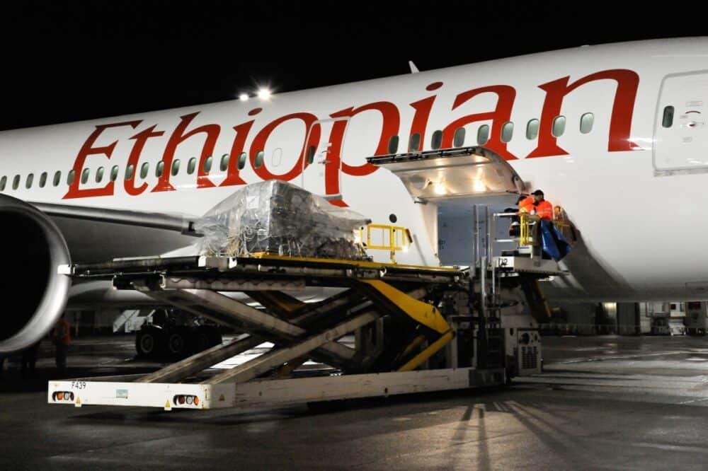 Ethiopian Airlines 787 Aid