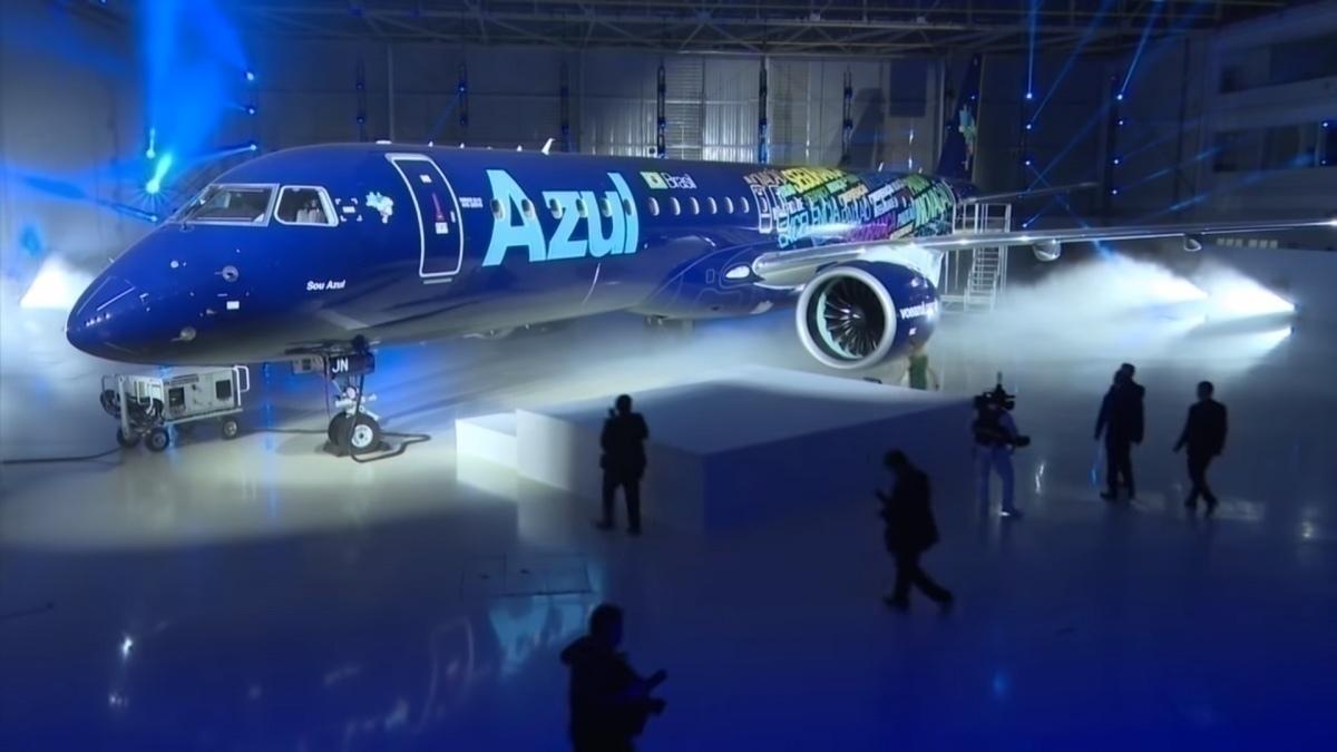 Azul Embraer E195-2