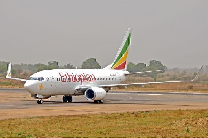 Ethiopian 737-700