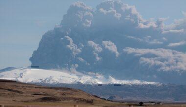 Eyjafjallajokull eruption
