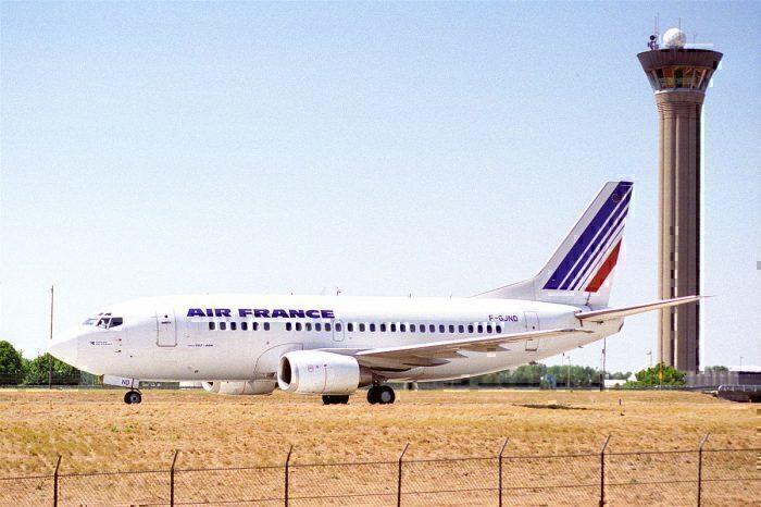 F-GJND, Air France