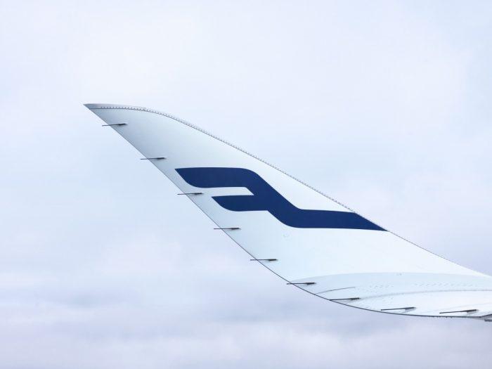 Finnair Livery