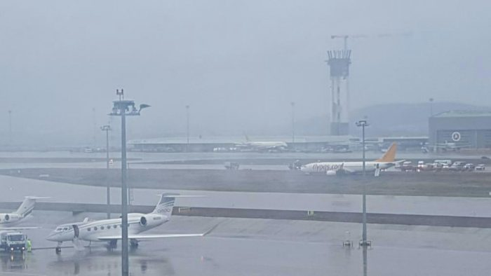 Pegasus, Boeing 737, Runway excursion, Istanbul