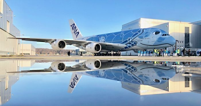 All Nippon Airways, ANA, Airbus A380