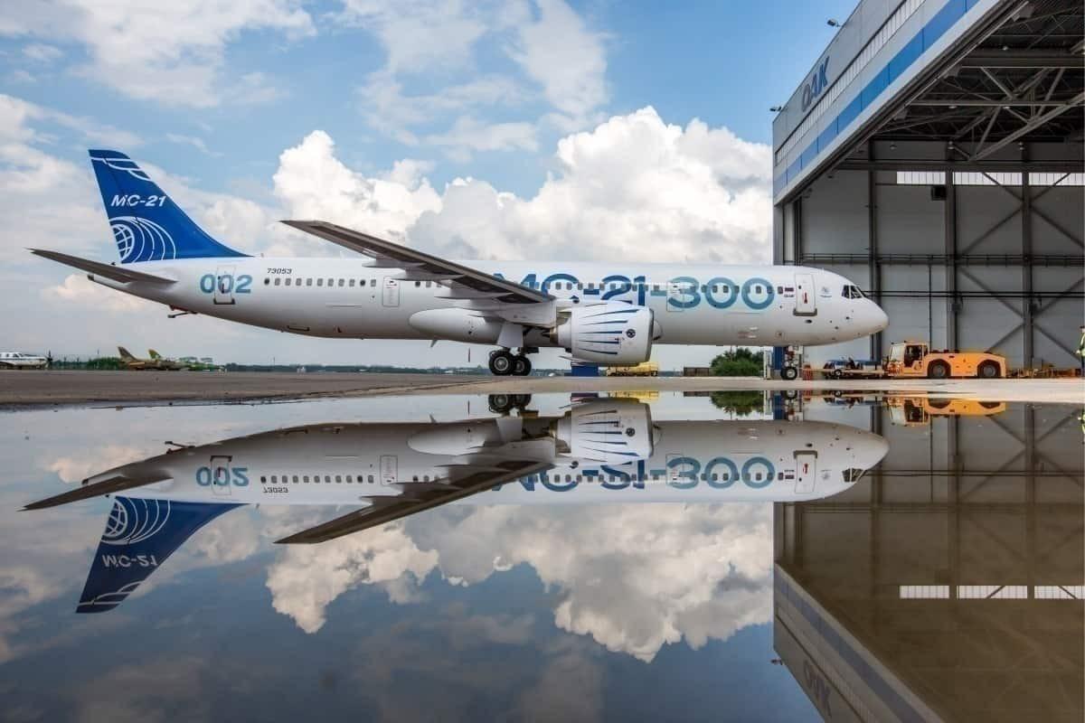 Russia's 737 MAX Alternative: The MC-21-300 Resumes Flight Testing