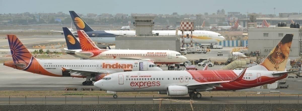Air India Express with Air India