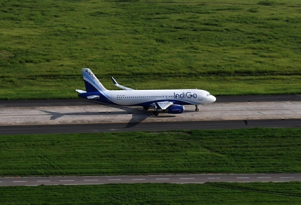 IndiGo plane Getty Images