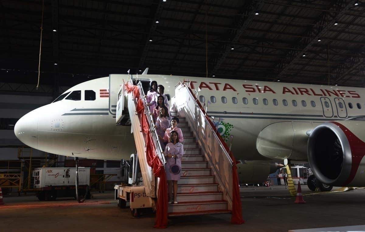 Tata Sons Vistara retrojet getty