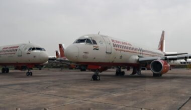 Air India Plane getty Image