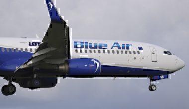 Blue Air 737-800