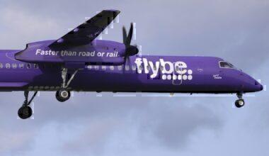 Flybe, Urgent Talks, UK Government