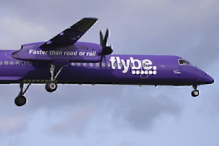 Flybe, Urgent Talks, UK Government