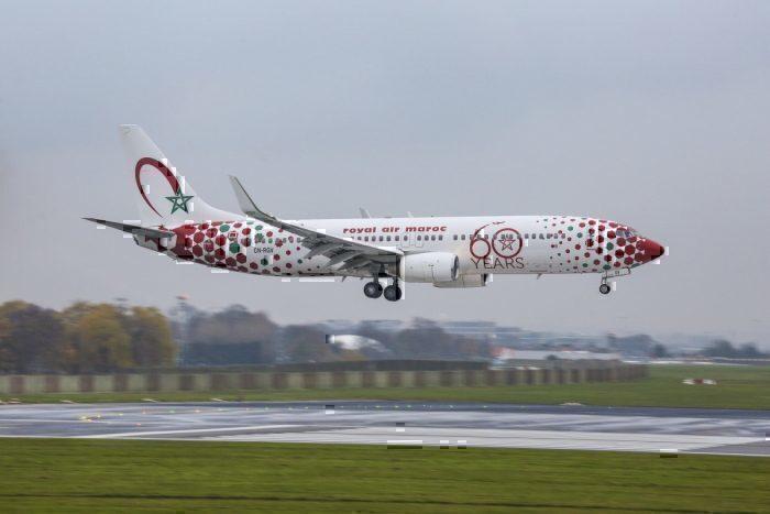 Royal Air Maroc, oneworld alliance, april 1st