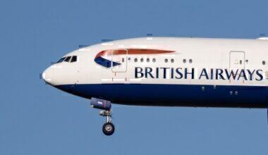 Boeing 777, British Airways, Retirement