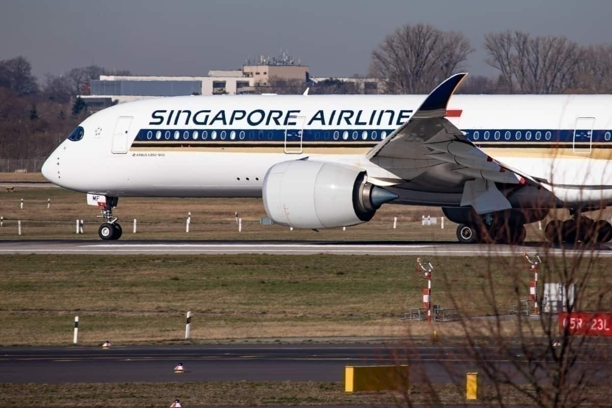 Singapore Airlines To Launch IATA Health Pass To London Next Week