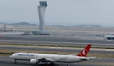 Turkish Airlines new airport getty images