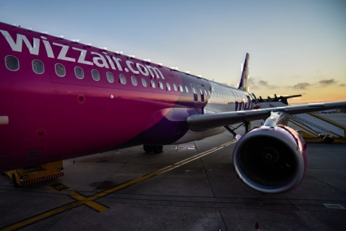 Wizz Air Getty Images