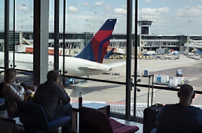 Delta Air Lines, Delta App, Virtual Boarding