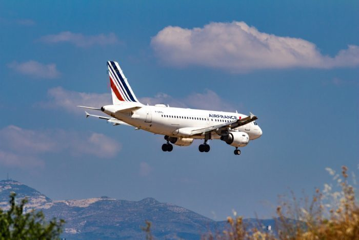 Air france getty images