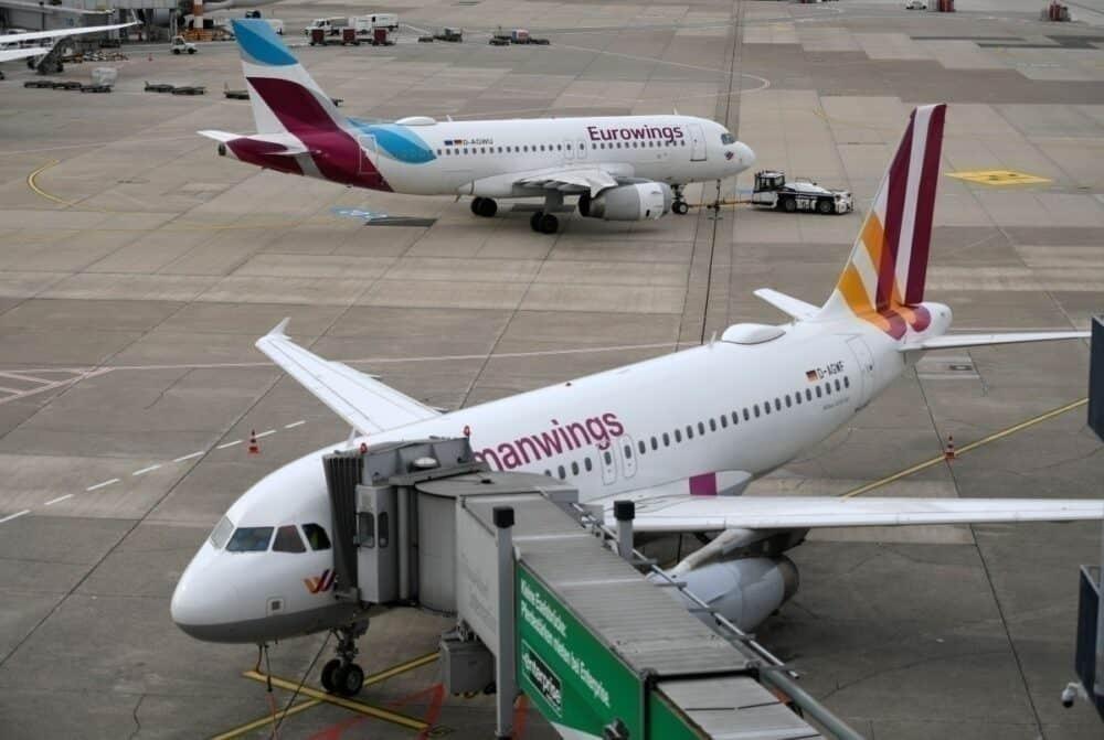 Germanwings Eurowings