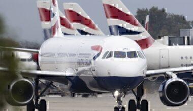 British Airlines, Iraq, Iran, Airspace Ban
