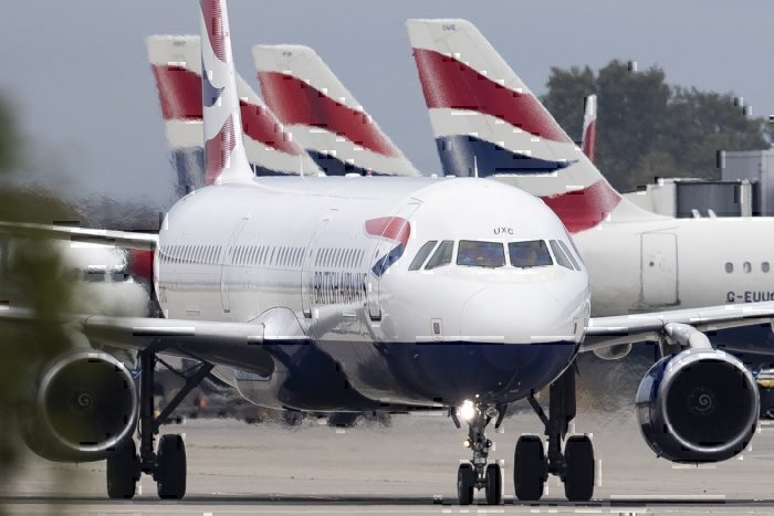 British Airlines, Iraq, Iran, Airspace Ban