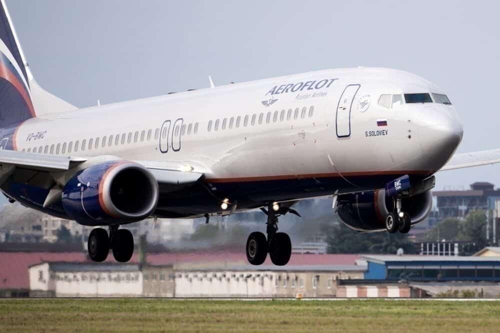 Aeroflot, On Time Performance, 2019