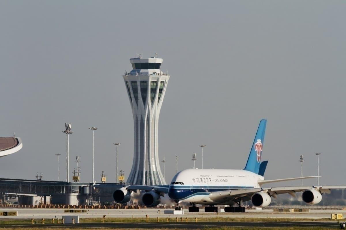 SWISS, Beijing, Daxing Airport