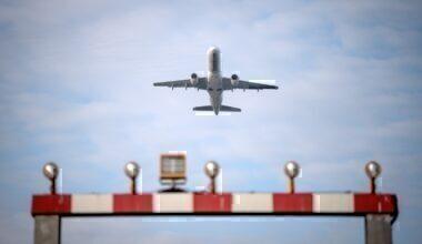 Germany, Air Traffic, Passenger Numbers