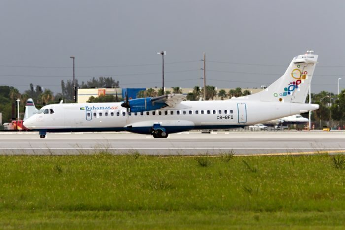 Bahamasair ATR-72