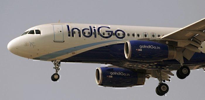 A320 IndiGo aircraft