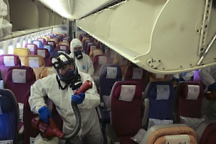 Coronavirus, evacuation, quarantine