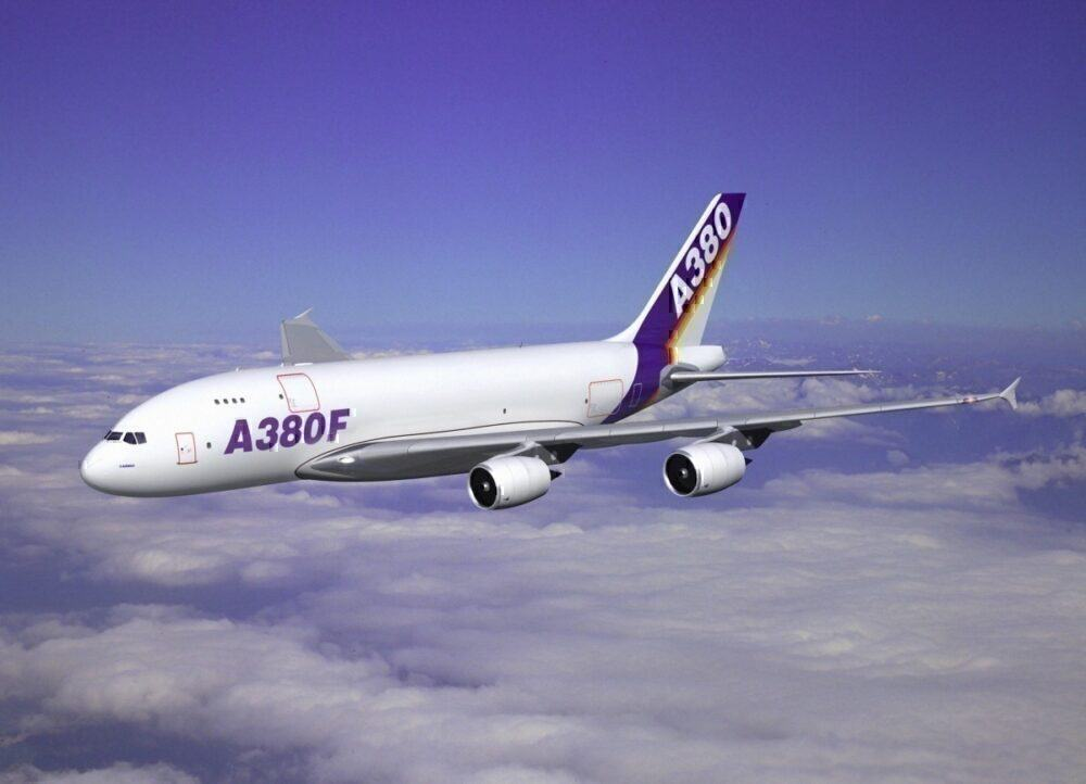 Which Airlines Ordered The Cargo Airbus A380 News Akmi