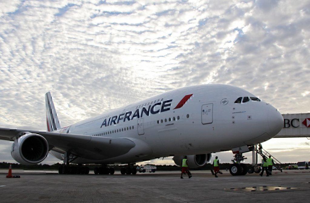 Air France, Airbus A380,