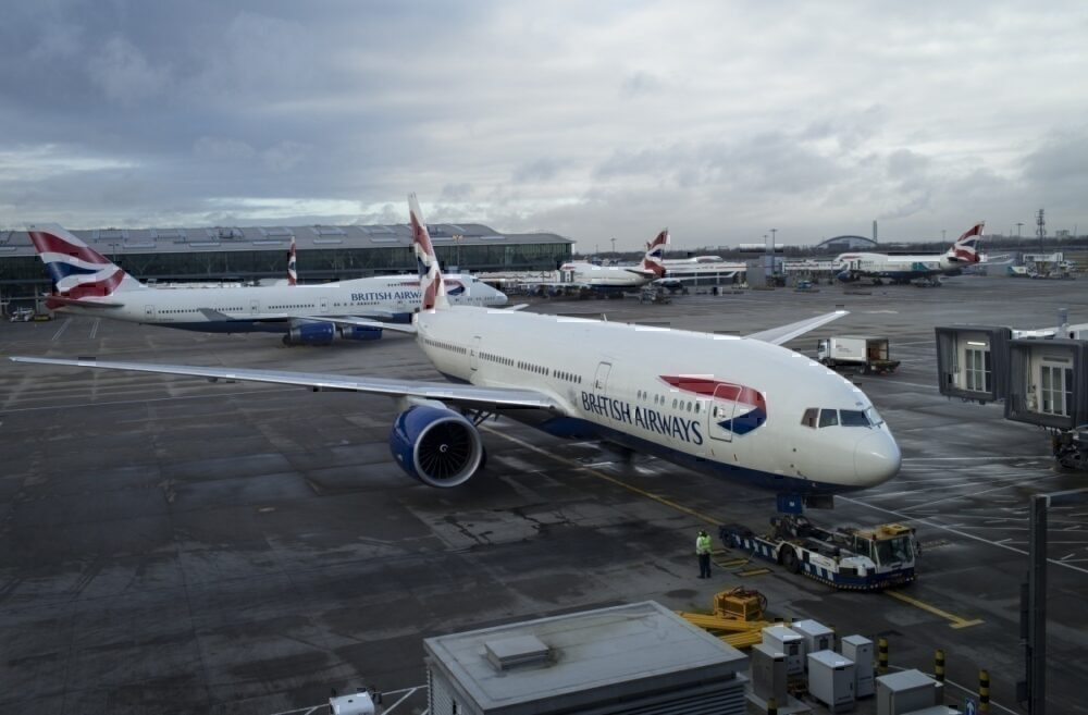 British Airways getty images