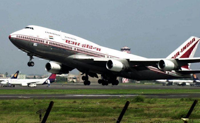 Air India Boeing 747
