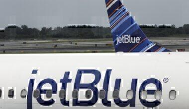 JetBlue livery