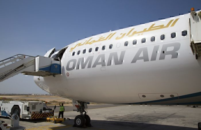 Oman Air, United States, 2022