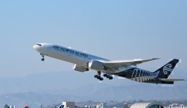 Air New Zealand Getty Image