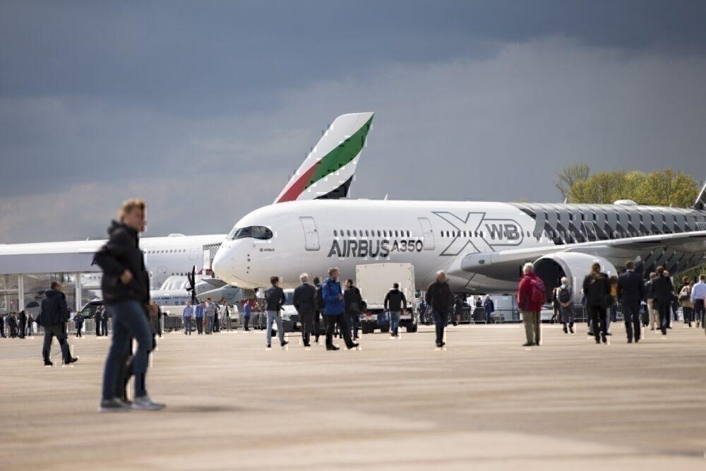 Aeroflot, Airbus A350, Paint Scheme