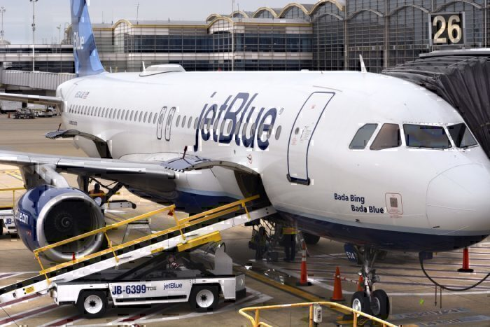 JetBlue, New York, Guatemala City