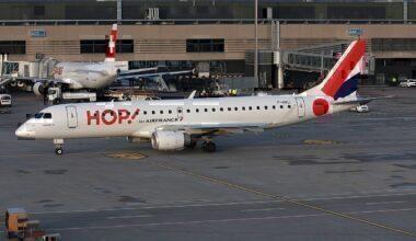 Embraer 190, Air France, HOP!