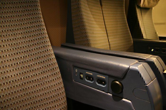 Aircraft audio system