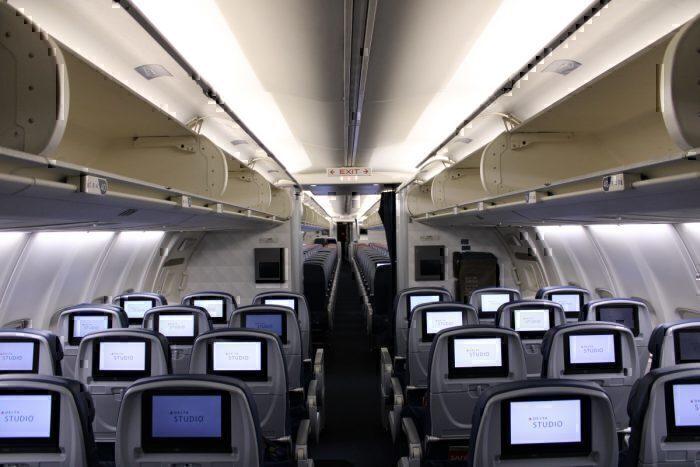 delta main cabin
