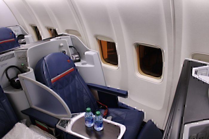 Delta One 757