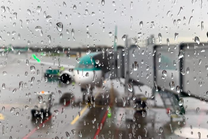 Aer Lingus, Airbus A321, Economy