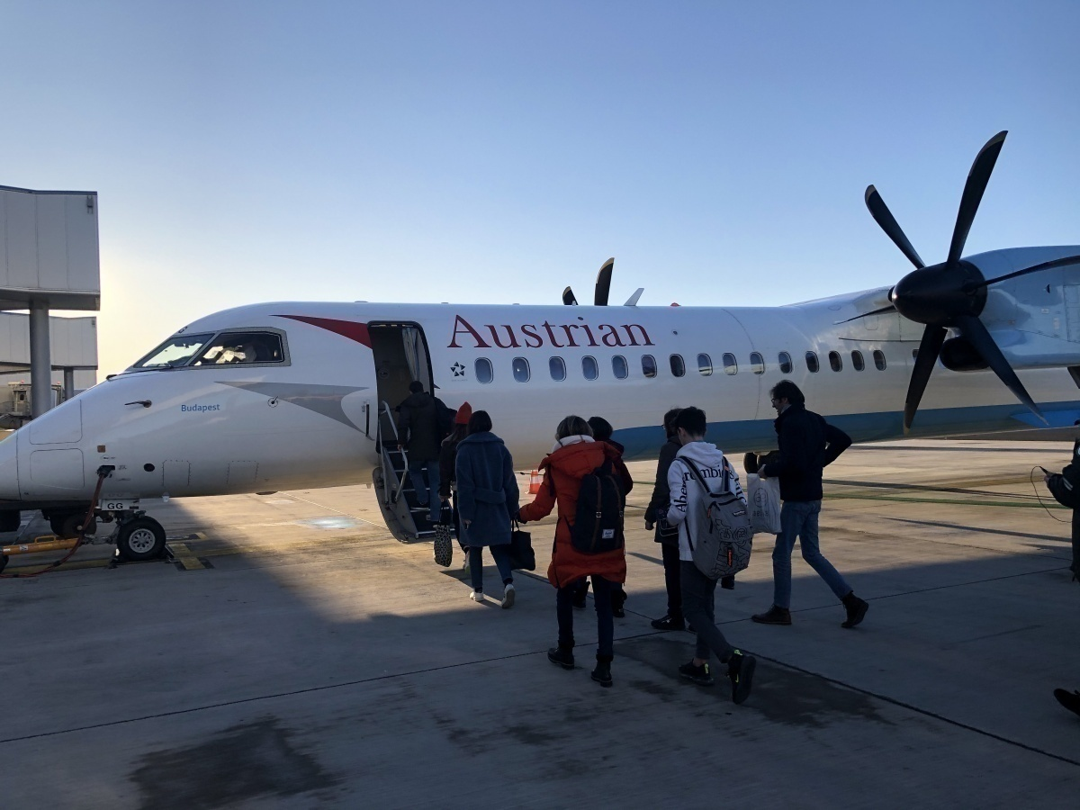 Austrian Airlines Expands Balkan Schedule As Flight Ban Is Lifted
