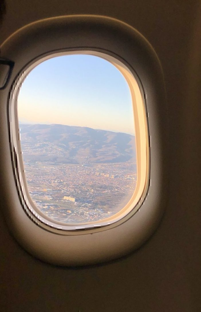 Austrian Airlines Q400 Economy Class Review – Zagreb To Vienna