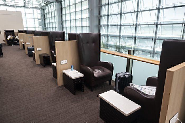 Review: SATS Premier Lounge At Singapore Changi Terminal 3